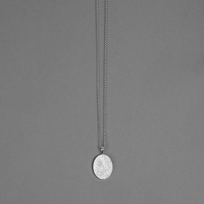 sketch necklace L